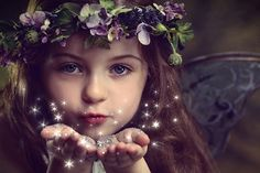 posing little girl for fairy photo - Google Search