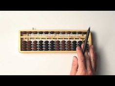 I always thought that the abacus would make a great math lesson. perhaps for the lower elementary children