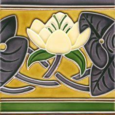 269 Best Modern Tile Images Art Tiles Art Nouveau Tiles - Delightful-art-on-tiles-by-okhyo