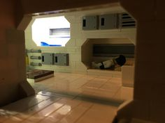 Lego Space Interiors - a few builds