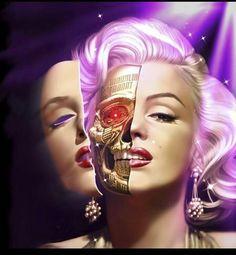 Marilyn Monroe badassery