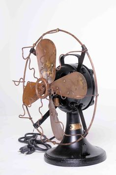 Beautiful and rare Siemens-Schuckert fan. We collect similar ones – Only/Once – www.onlyonceshop.com