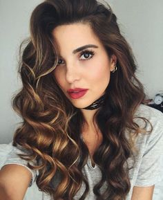 Long Curly Hairstyles 25 Gorgeously Long Curly Hairstyles  Pinterest  Long Curly