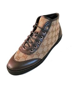 2feb0a68aaf05 Made in Italy Serial number stamped inside the leather next to the shoe-size  36 G Italy size US size Serial number inside the leather shoes GUCCI dark  brown ...