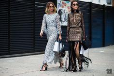 Natalie Cantell + Carmen Hamilton | New York City