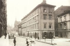 Historical Photos, Czech Republic, Prague, Old Things, Environment, Street View, In This Moment, Architecture, World
