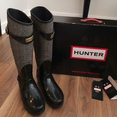 Hunter boots Regent Apsley stylish and comfortable Hunter boots Hunter Boots Shoes Winter