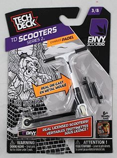 1 TECH DECK SCOOTER - Scooters Series... $8.99 #topseller