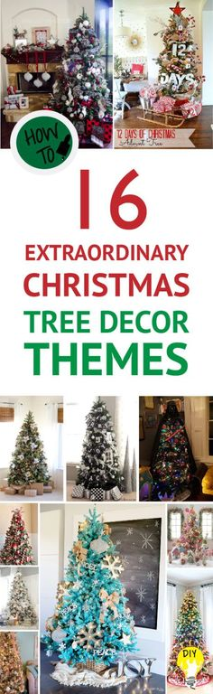 The Festival of Trees is where Christmas tree decor is at its finest. Here are a few of my favorite Christmas tree decor themes!