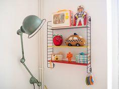 étagères chambre d'enfant