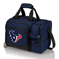 The Houston Texans Malibu Picnic Cooler Tote Malibu Picnic Cooler Tote is the most convenient go-anywhere picnic pack you can find with a deluxe service for 2.