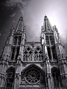 Cathedral at Burgos  #CastillayLeon #Spain