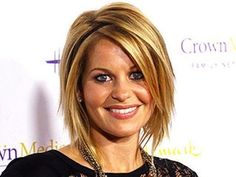 Candace Cameron-Bure hair by kerry