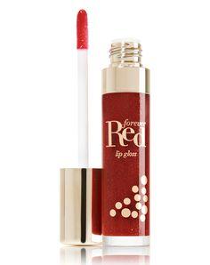 Forever Red Lip Gloss