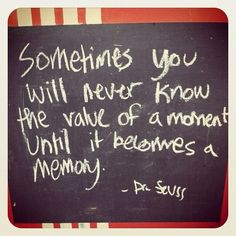 Thought-Provoking Quotes | Memorizing Quotes: Memory Dr Seuss Quotes Instaquote Drseuss