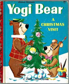 Yogi bears first christmas online gifts