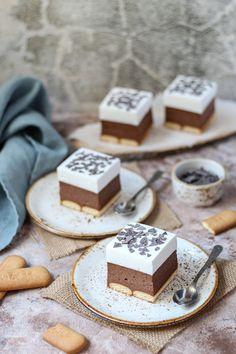 Baking Recipes, Dessert Recipes, Torte Recipe, Kolaci I Torte, No Bake Cake, Mystic, Sweets, Cooking, Cake Baking