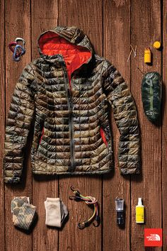 Wondering what to get the adventurous types in your life this holiday? The North Face ThermoBall jackets, parkas, hoodies, & vests pack down small and provide ultralight warmth in cold, wet conditions.