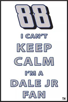 Dale Jr fan love my NASCAR