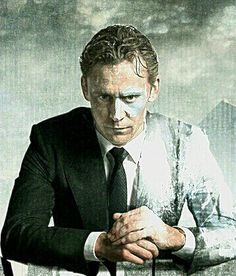 Tom Hiddleston ll Dr Robert Laing ll High Rise