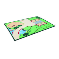 Schleich Farm Life Play Mat 42138 Farm Life Accessories Toy Figurine
