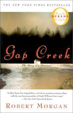 Gap Creek - March 2003