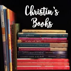Nonfiction, children's books, devotionals, Bible studies, educational curriculum, and other books by Christin Ditchfield