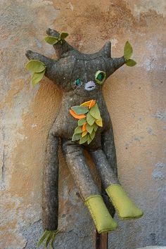 Askür © Miss Plush Plush  www.missplushplush.com  #doll, #plush