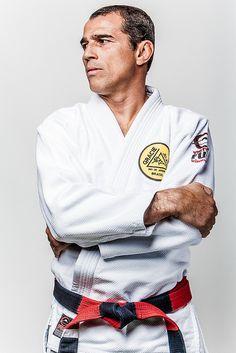 Royler Gracie - second part of our lineage. Brazilian Jiu Jitsu | Seaside BJJ | orbjj.com | 30 Days Free!