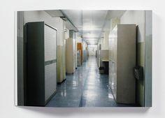 Hallway inside CERN