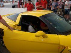 Las Vegas Motor Speedway!