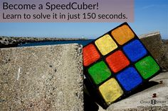 A comprehensive step-by-step guide to solve the Rubik's cube under 150 seconds. Take your first step in the amazing journey of becoming a speedcuber.