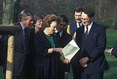 ANP Historisch Archief Community - 1991 Koningin Beatrix