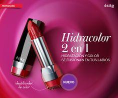 Producto recomendado para labios de Esika Hidracolor 2 en 1 pídelo a un super precio si llevas 2.