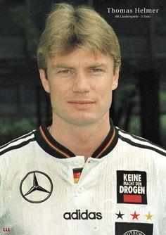 Thomas Helmer - Deutschland Europameister 1996