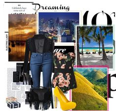 """Travel the world: Philippines"" by carolnobreo ❤ liked on Polyvore"