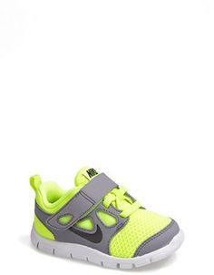 Nike 'Free Run 5.0' Sneaker (Baby, Walker & Toddler) on shopstyle.com