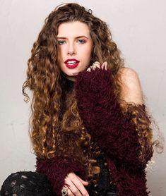 Female Guitarist, Long Curls, Metalhead, Bands, Dreadlocks, Mood, Hair Styles, Music, Beauty