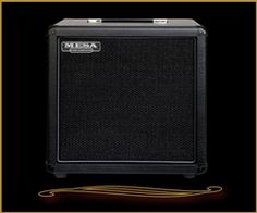 Awesome Mesa Boogie 4x12 Oversized Cabinet