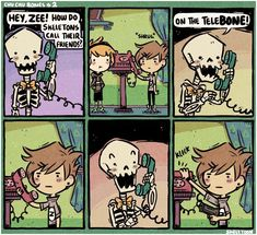 chu chu bones comics - Google Search