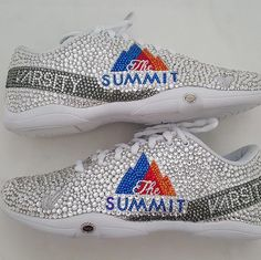 OMG I WANT THESE SHOES!!! I NEED to go to summit and earn these!!! LOVE THESE!! ❤ ❤❤
