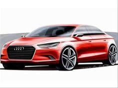 All-new 2014 Audi A3 Sedan