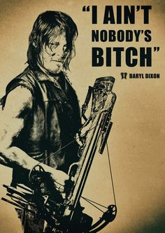 The Walking Dead (2010-?) Daryl Dixon ~ Norman Reedus