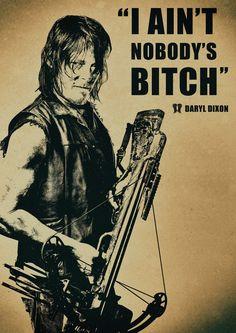 The Walking Dead (2010-?) Daryl Dixon ~ Norman Reedus