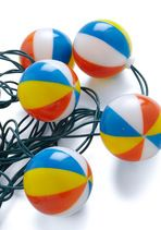 Beach Ball Light Set.