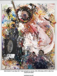 Dan Colen - To be titled