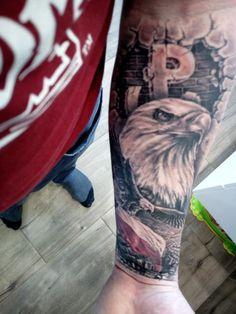 Polish Tattoos, Patriotic Tattoos, Tattoo Inspiration, I Tattoo, Tattoos