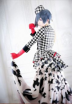 Ciel Phantomhive from Black Butler by Kuromitu
