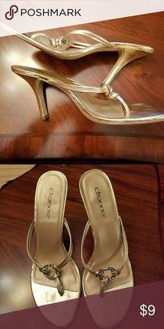Cute Sandals Gold Sandals Shoes Sandals