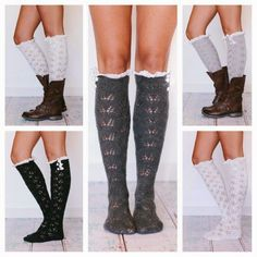 Apparel Artwork TechPack Designer: BOOTS CUFFS INCREASINGLY BECOMING TRENDY & COOL!